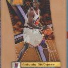 1998-99 Stadium Club Triumvirate Illuminator Antonio McDyess Suns