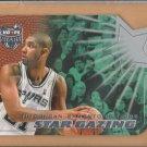 2002-03 Fleer Hoops Stars Star Gazing Tim Duncan Spurs