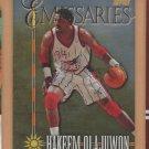 1998-99 Topps Emissaries Hakeem Olajuwon Rockets