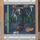 2003-04 Fleer Authentix Kevin Garnett Timberwolves