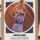 2003-04 Upper Deck Standing O Vince Carter Raptors
