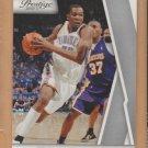 2010-11 Prestige Kevin Durant Thunder