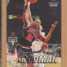 1997-98 Fleer Traditions Crystal Dennis Rodman Bulls
