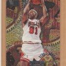 1996-97 Fleer Metal Power Tools Dennis Rodman Bulls