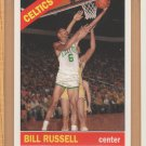2007-08 Topps The Missing Years #BR66 Bill Russell Celtics