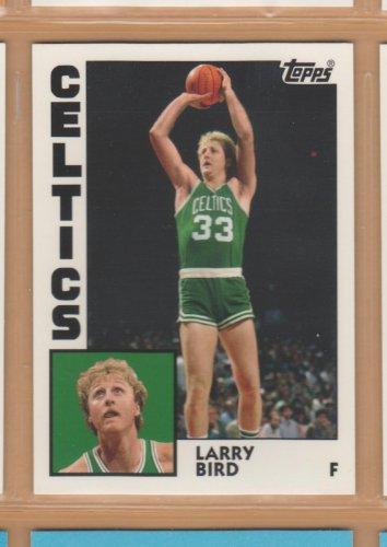2006-07 Topps The Missing Years #LB84 Larry Bird Celtics