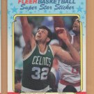 1988-89 Fleer Stickers #9 Kevin McHale Celtics