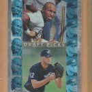 1998 Topps Chrome Rookie Troy Glaus Angels RC