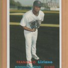 2006 Topps Heritage Rookie Francisco Liriano Twins RC