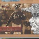 1996 Pinnacle Aficionado Ken Griffey Jr Mariners