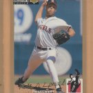 1994 UD Collectors Choice Gold Signature Phil Leftwich Angels