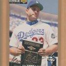 1994 UD Collectors Choice Gold Signature Eric Karros Dodgers