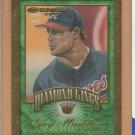 2001 Donruss Retro 2000 Diamond Kings Gred Maddux Braves /2500