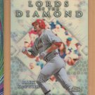 1999 Topps Chrome Lords of the Diamond Die Cut Refractor Mark McGwire Cardinals