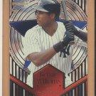 1999 Pacific Prism Diamond Glory Bernie Williams Yankees