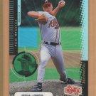 1999 UD Ionix Reciprocal Tom Glavine Braves /750