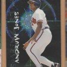 1997 Fleer Soaring Stars Andrew Jones Braves