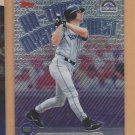 1999 Topps All-Topps Mystery Finest Todd Helton Rockies