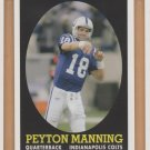 2007 Topps Turn Back the Clock #13 Peyton Manning Colts