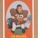 2007 Topps Turn Back the Clock #22 Jim Brown Browns
