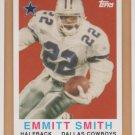 2008 Topps Turn Back the Clock #34 Emmitt Smith Cowboys