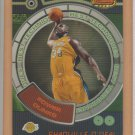 1999-00 Bowman's Best Techniques Shaquille O'Neal Lakers