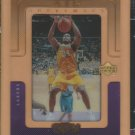 2000-01 UD Slam Power Air Supremacy Shaqulle O'Neal Lakers