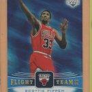 2004-05 Upper Deck Flight Team Scottie Pippen Bulls