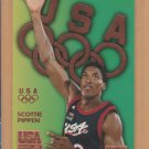 1996-97 Skybox USA Basketball Bronze Scottie Pippen Bulls