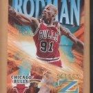 1996-97 Skybox Z Force Z-Cling Dennis Rodman Bulls