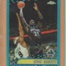 2001-02 Topps Chrome Refractor Kevin Garnett Timberwolves