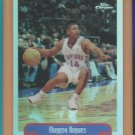 1999-00 Topps Chrome Refractor Muggsy Bogues Raptors