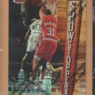 1997-98 Topps Finest Refractor Brent Barry Clippers