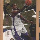 2003-04 Upper Deck Black Diamond Bronze Chris Webber Kings /100