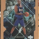 1999-00 UD Black Diamond Diamond Cut Chris Webber Kings