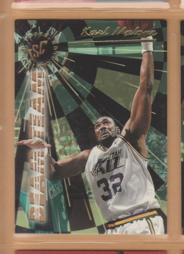 1995-96 Stadium Club Beam Team Karl Malone Jazz