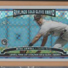 2006 Topps Chrome Xfractor Mike Lowell Marlins