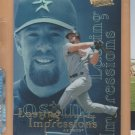 2000 Ultimate Victory Lasting Impression Jeff Bagwell Astros