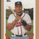 2006 Topps Walmart WM-26 Andrew Jones Braves