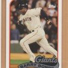 2006 Topps Walmart WM-41 Barry Bonds Giants