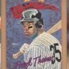 1994 Donruss Diamond Kings Frank Thomas White Sox