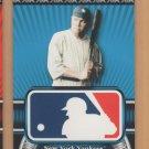 2010 Topps Logoman HTA #5 Babe Ruth Yankees