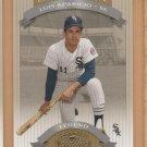 2002 Donruss Classics Legend SP Luis Aparicio White Sox /1500