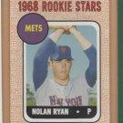 2006 Topps HTA Rookie of the Week #5 Nolan Ryan Mets