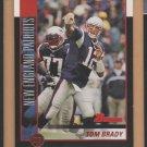 2002 Bowman Tom Brady Patriots