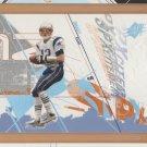 2003 Upper Deck SPX #102 Tom Brady Patriots