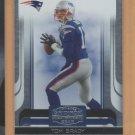 2006 Donruss Gridiron Gear Tom Brady Patriots