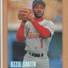 1996 Fleer Tiffany Ozzie Smith Cardinals
