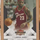 2009-10 Panini Threads LeBron James Cavaliers
