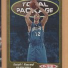 2004-05 Topps Total Total Package Dwight Howard Magic
